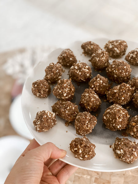 Quick and Easy Bliss Balls