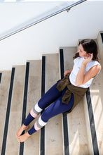 Load image into Gallery viewer, Run Around Legging | Navy