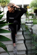 Load image into Gallery viewer, Starting Line Legging | Black