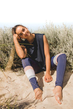 Load image into Gallery viewer, Start Up Tank Navy | Harris and Hunter Perth Activewear