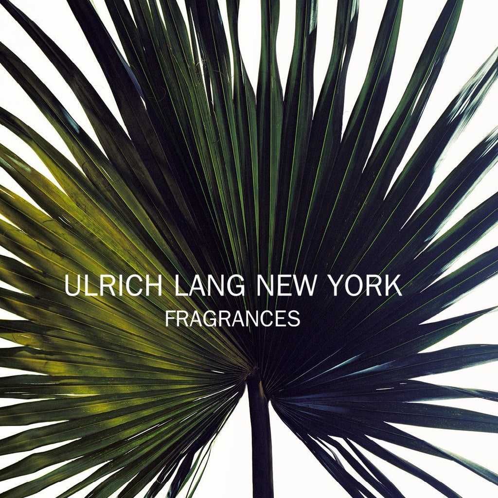 Ulrich Lang New York Fragrance Collection | neverabore.com