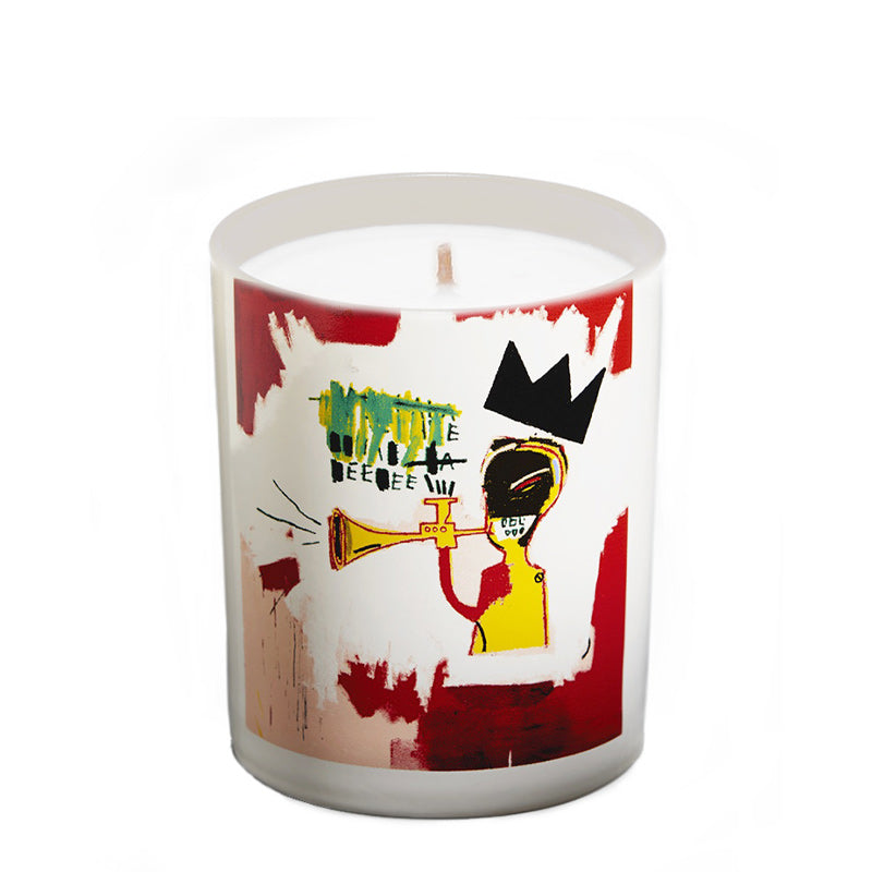 Trumpet | Candle 5oz - NEVERABORE
