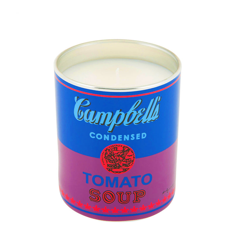 Campbell Blue/Purple | Candle 5oz - NEVERABORE