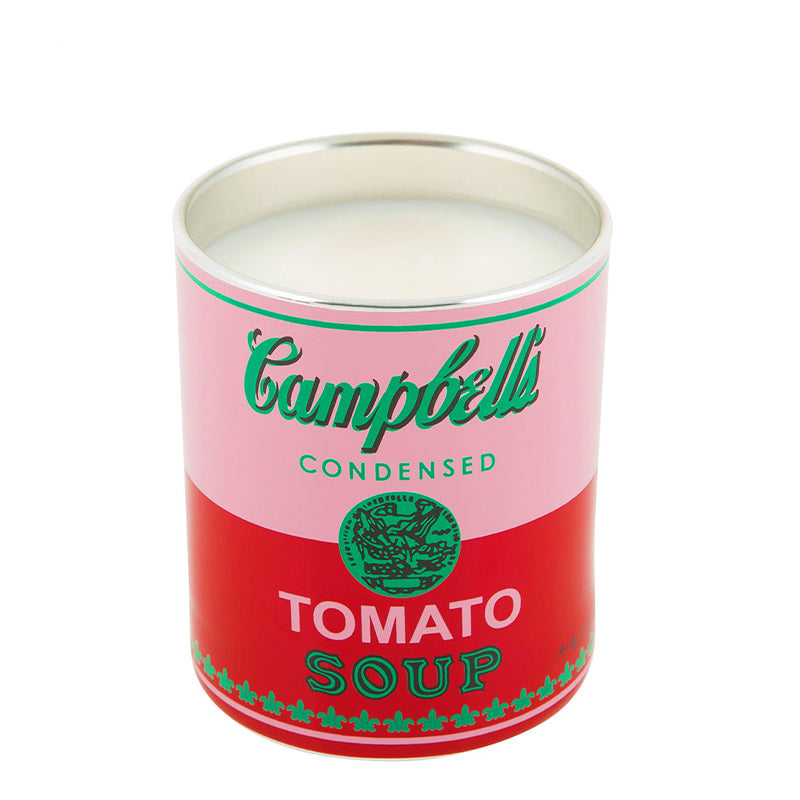 Campbell Pink/Red | Candle 5oz - NEVERABORE