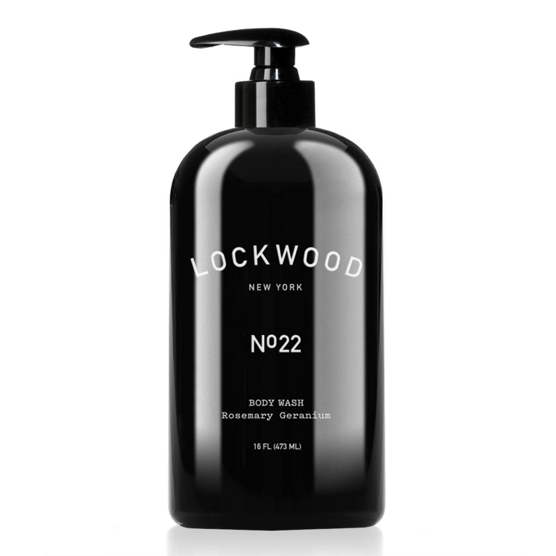 No22 - Rosemary & Geranium | Body Wash - NEVERABORE