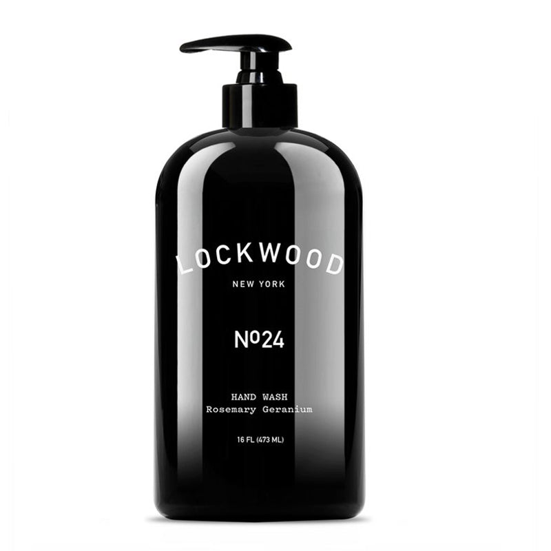 No24 - Rosemary & Geranium | Hand Wash - NEVERABORE