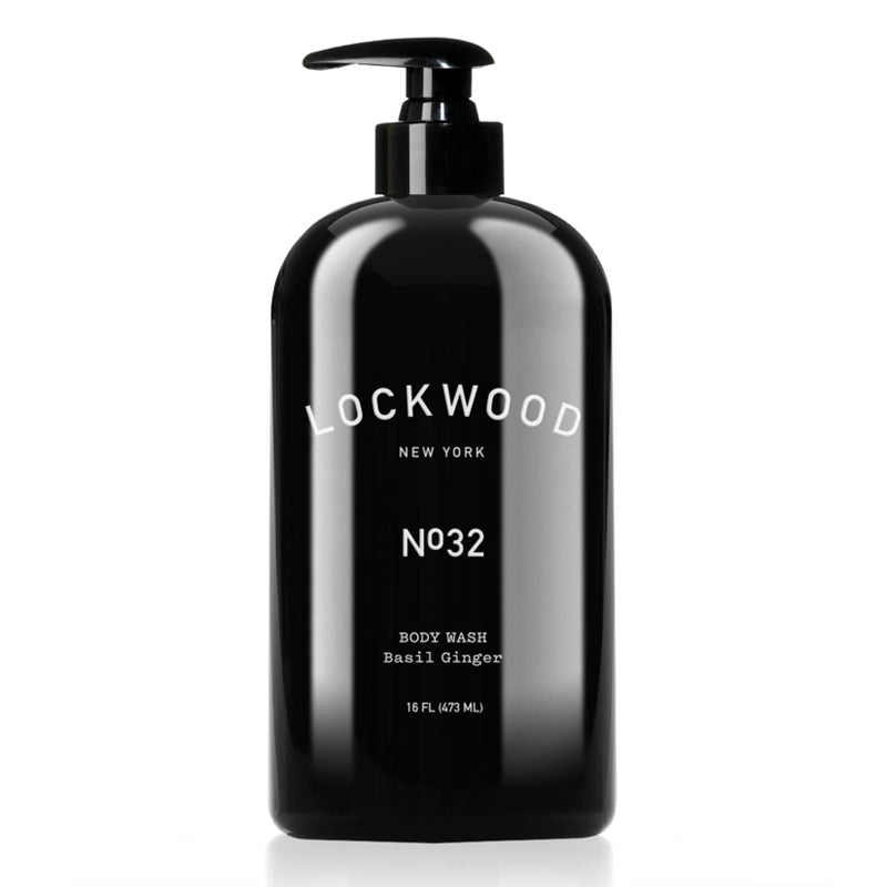 No32 - Basil & Ginger | Body Wash - NEVERABORE