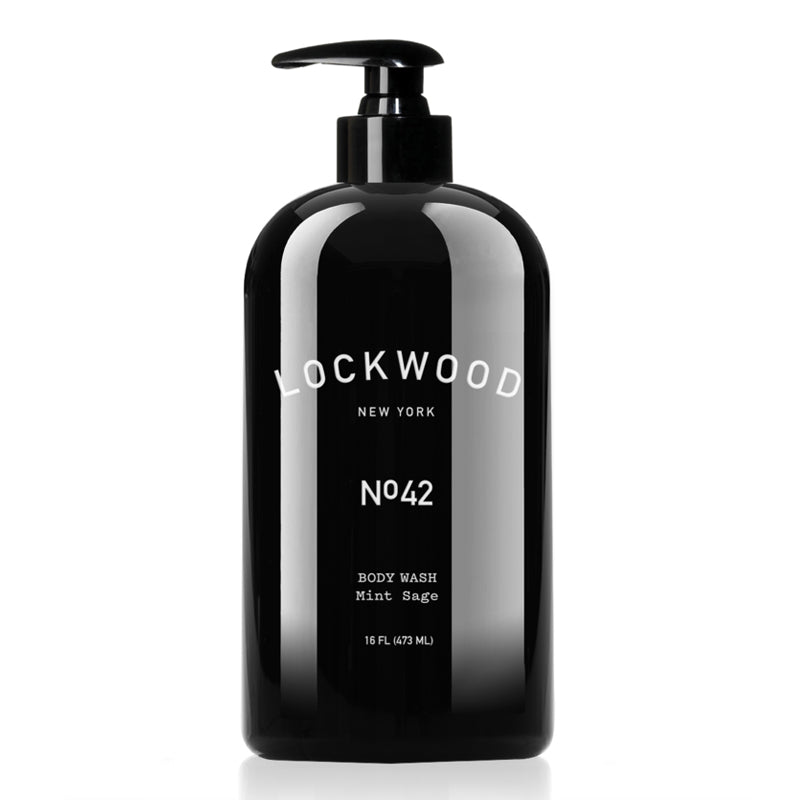 No42 - Mint & Sage | Body Wash - NEVERABORE