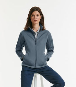 040F - Russell Ladies Smart Soft Shell Jacket
