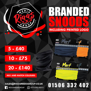 Branded Snood Packages