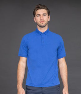 H400 Henbury Heavy Poly/Cotton Piqué Polo Shirt