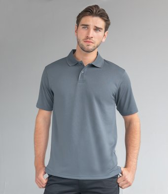 H475 Henbury Coolplus® Wicking Piqué Polo Shirt