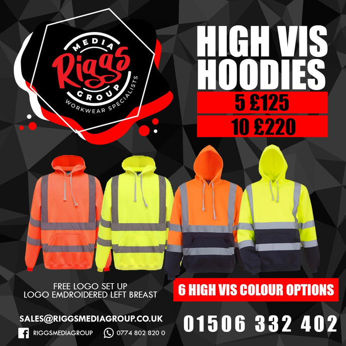 High Vis Hoodie Package