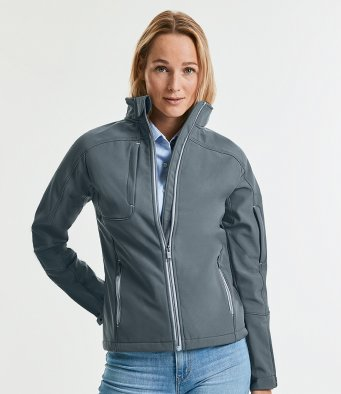 410F - Russell Ladies Bionic Soft Shell Jacket