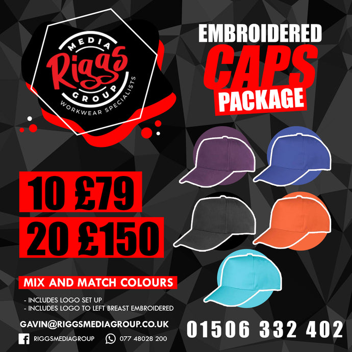 Cap Packages