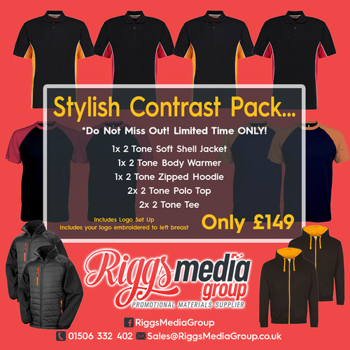 Stylish Contrast Package £149