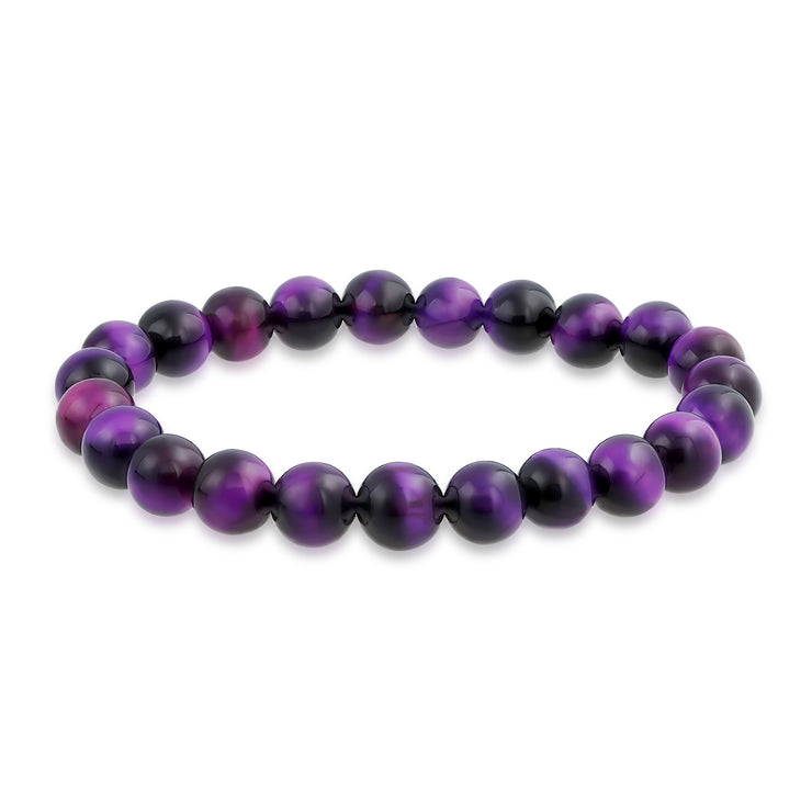 Purple Tigers Eye