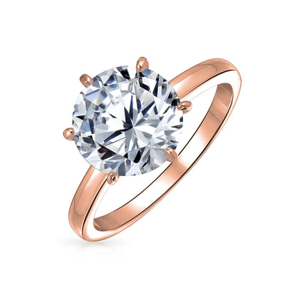 Rose Gold Plated Silver | Image1