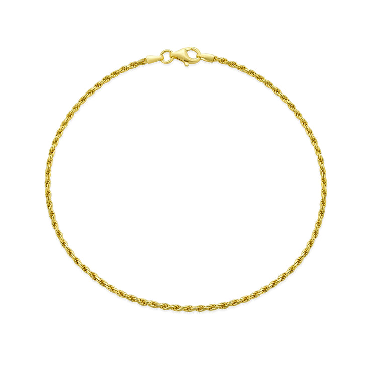 Yellow Gold Plated Silver | Image1