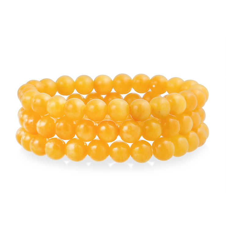 Yellow Jade Quartz