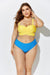 TORRENT WRAP UNDERWIRE HIGH WAIST BIKINI set