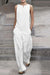 Plain Long Sleeve Solid color Jumpsuit