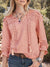 Apricot Boho Cotton-Blend Shirts & Tops