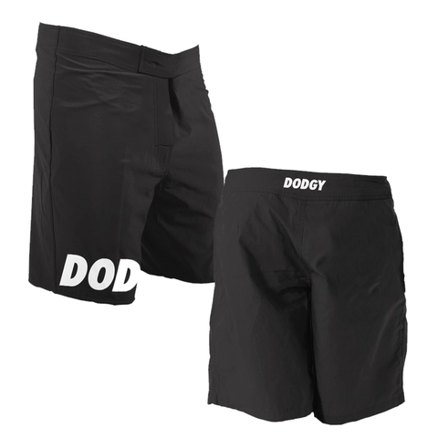 Dodgy Black Board Shorts