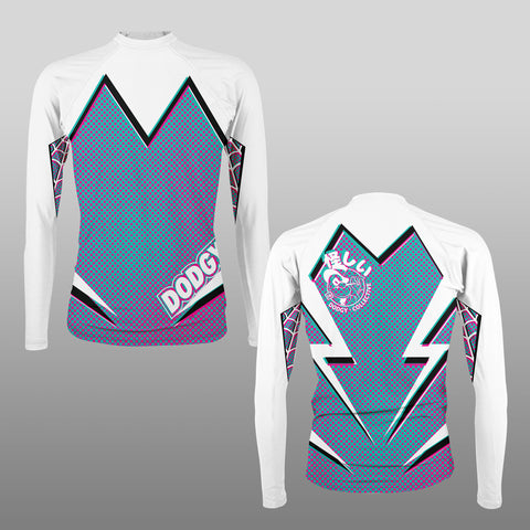 Dodgy Verse Ladies Rashguard