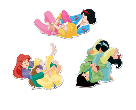 Princess Sticker Pack 1