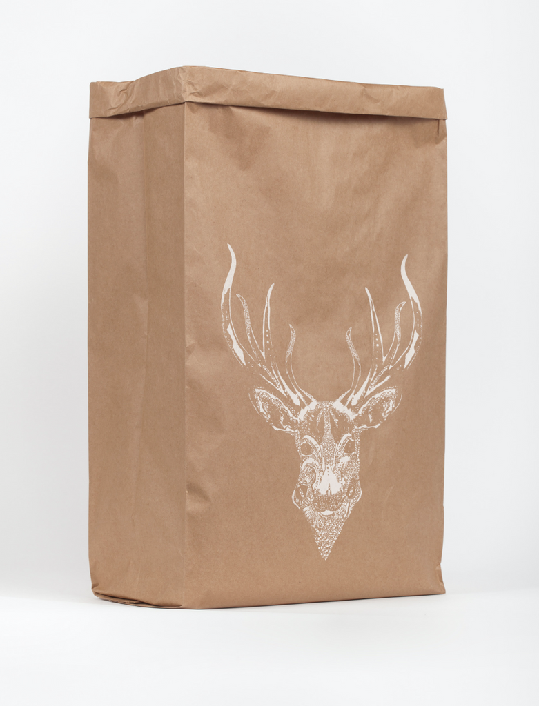 Paper Bag Deer Storage Bag