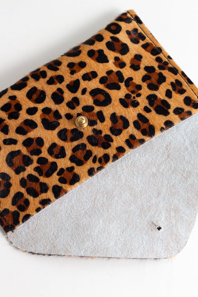 Leopard Pattern Purse