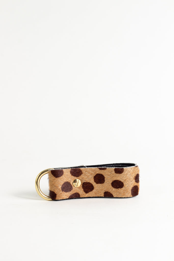 Animal Spot Keyring