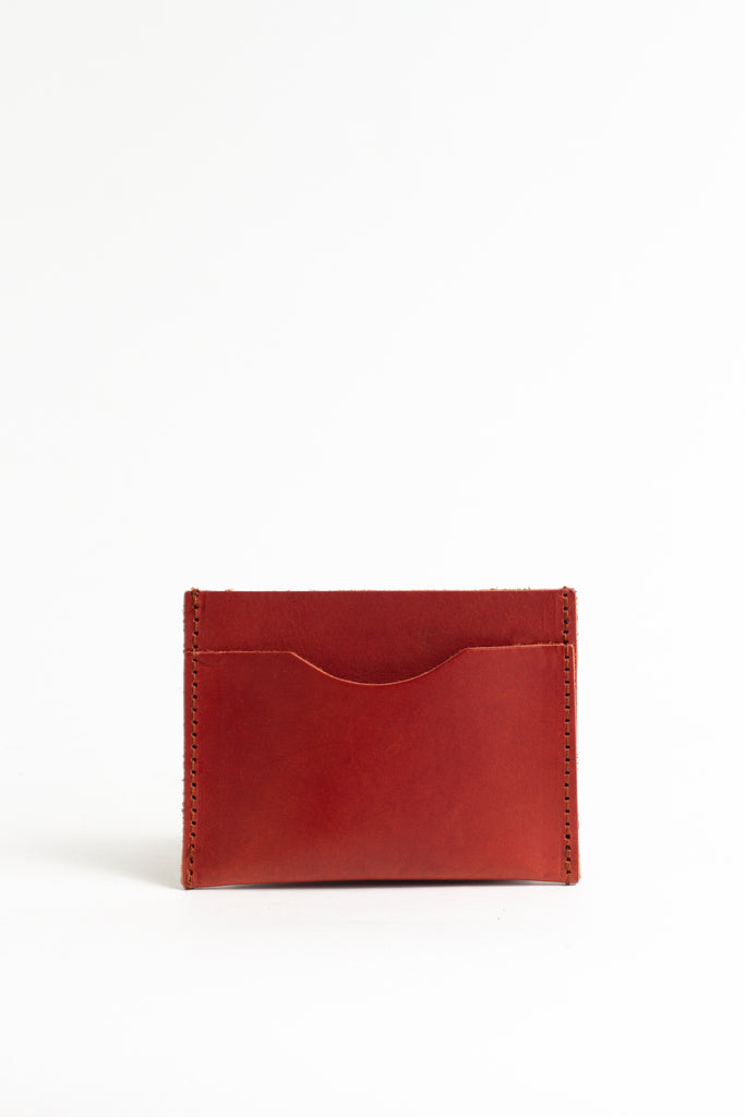 Chestnut Card Holder