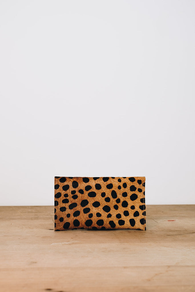 Animal Tan Purse