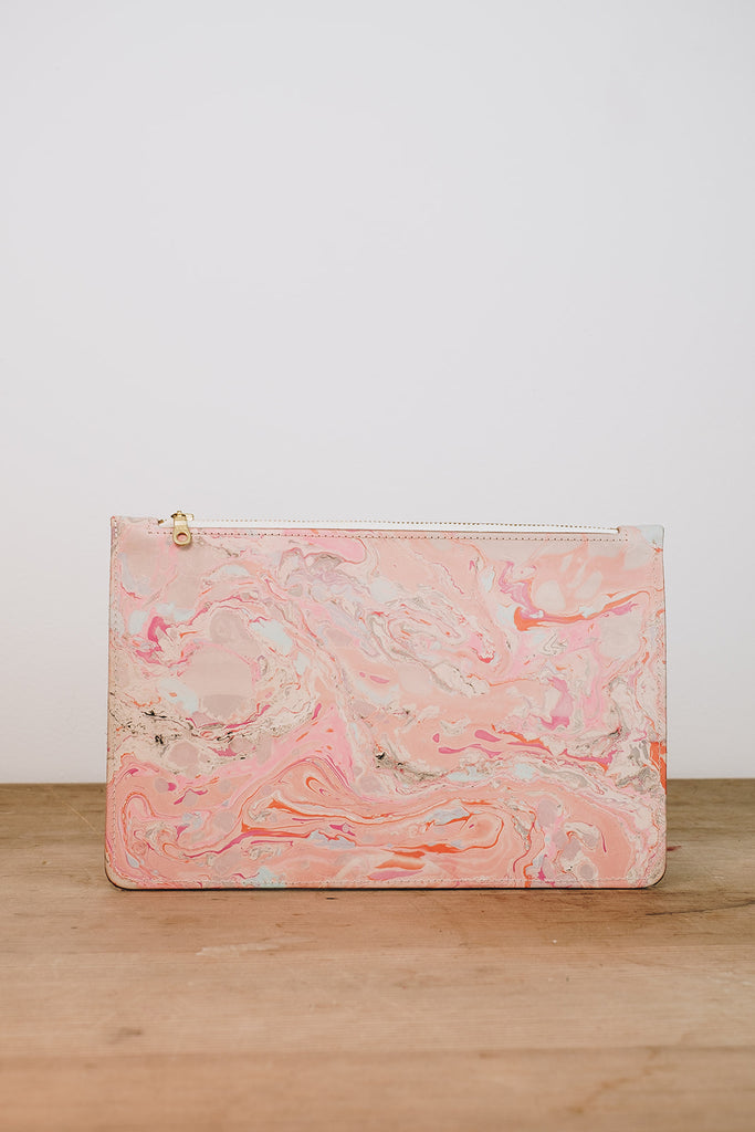 Marble Clutch s/s2020 v.4