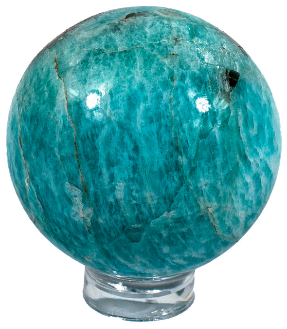 Crystals and Rocks - Amazonite sphere