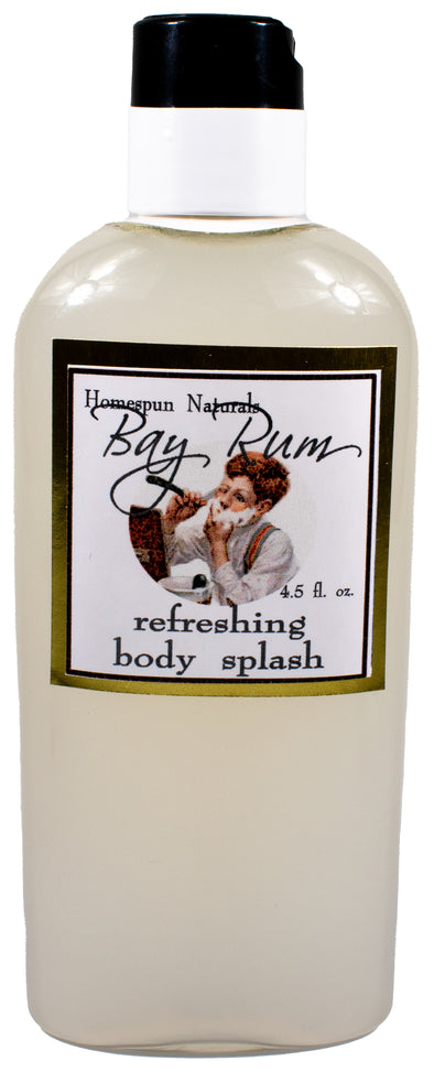 Bath and Body - Bay Rum Body Splash