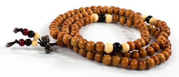 Jewelry - 108 Bead Stretch Full Mala
