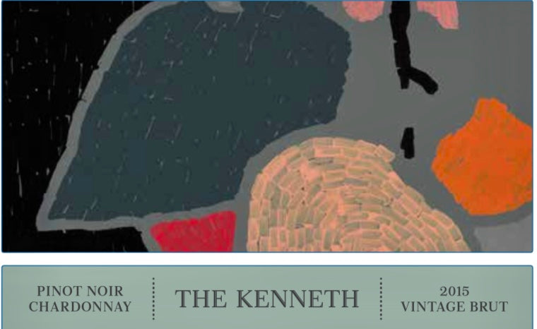 2015 The Kenneth Vintage Brut- in stock