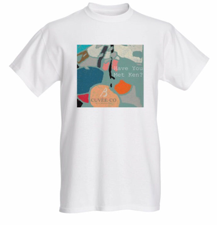 Cuvée Co 'Have You Met Ken?' T-Shirt