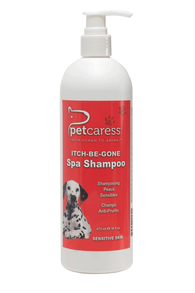 ITCH-BE-GONE SHAMPOO SENSITIVE SKIN 473ml