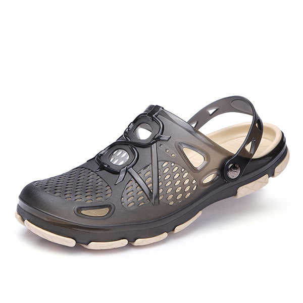Jelly Shoes Men