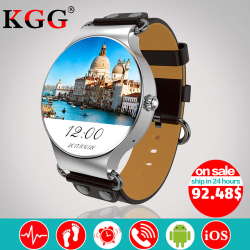 KW98 Smart Watch Android 5.1 3G network WIFI GPS