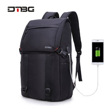 "17"" Laptop Backpack with USB Charging Port Anti Theft Bag Women Waterproof"
