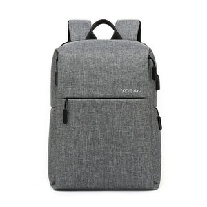 Anti-Theft Backpack Smart USB Dual Interface Charge