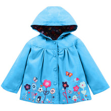 Baby Girls Jacket Raincoat