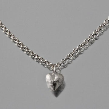 Heart Pendant Necklace - Goldmakers Fine Jewelry