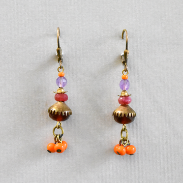 Colorful Gem Drops - Goldmakers Fine Jewelry