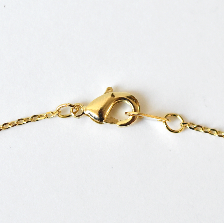 Aquarius Constellation Necklace - Goldmakers Fine Jewelry